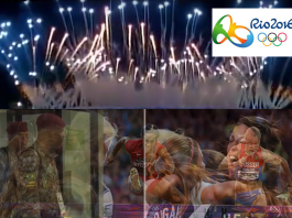 World News Tomorrow Rio opening Olympic games 2016