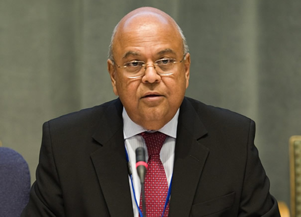 World News Tomorrow mr-gordhan