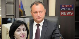World News Tomorrow Igor Dodon