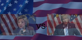 World News Tomorrow hillary-versus-trump