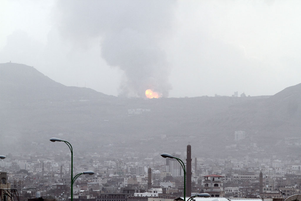 Please allow images for this mail. On this image: YEMEN: SENIOR UN AID OFFICIAL 'APPALLED' BY AIRSTRIKES THAT KILL WOMEN AND CHILDREN
