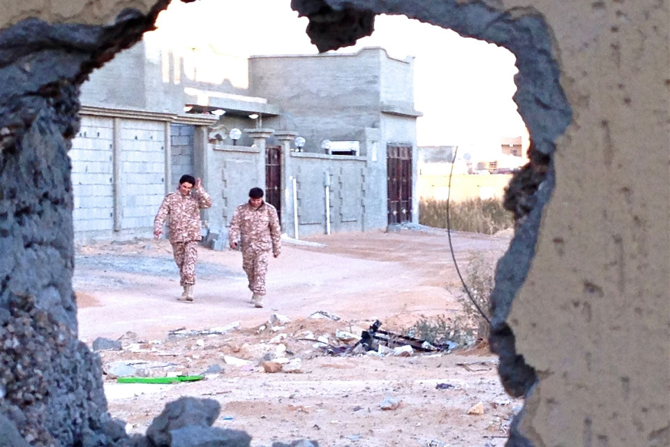 Please allow images for this mail. On this image: UN RIGHTS WING URGES CALM, PROTECTION OF CIVILIANS AMID HOSTILITIES IN EASTERN LIBYA