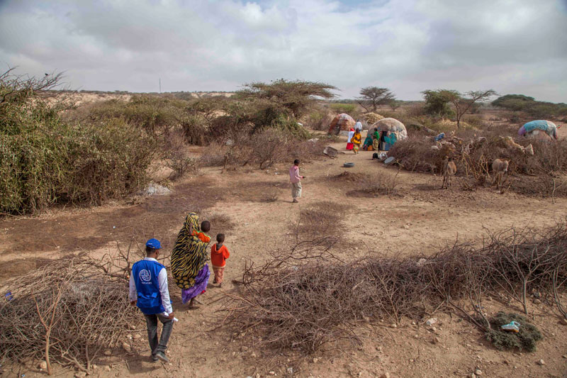 Please allow images for this mail. On this image: UN MIGRATION AGENCY LAUNCHES $24.6 MILLION APPEAL FOR DROUGHT-HIT SOMALIA
